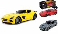 RASTAR automodelis valdomas Mercedes-Benz SLS AMG 1:18, 54100 54100
