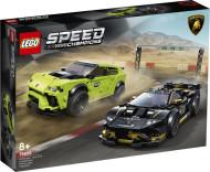 76899 LEGO® Speed Champions Lamborghini Urus ST-X & Lamborghini Hurac?n 76899
