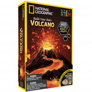 NATIONAL GEOGRAPHIC rinkinys Volcano Science Kit, NGVOLCANO2 NGVOLCANO2