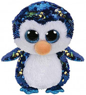 TY Beanie Boos Flippable  pingvinas PAYTON 15 cm, TY36264