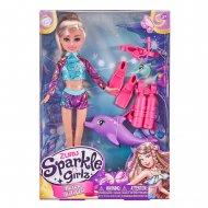 SPARKLE GIRLZ lėlės rinkinys Jūrų Biologė, 10072 10072