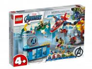 76152 LEGO® Super Heroes Keršytojų Lokio kerštas 76152