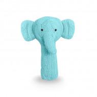 JOLLEIN apmegstas barškutis Elephant Jade 039-001-65011