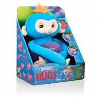 FINGERLINGS pliušinė beždžionė Hugs, mėlyna, 3531 3531