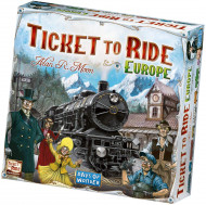 Žaidimas ,,Ticket to Ride Europe'' 4779026560169