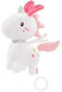 BABYFEHN Minkštas muzikinis žaislas Unicorn, 57072 57072