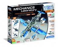 CLEMENTONI MECHANICS Konstruktorius Planes and helicopters, 75028 75028