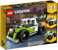31103 LEGO® Creator Raketinis sunkvežimis 31103