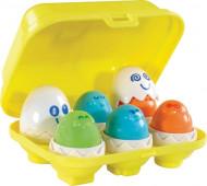 TOMY rinkinys Spalvingi kiaušiniai, E1581