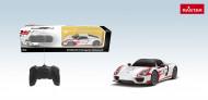 RASTAR automodelis valdomas R/C 1:24 Porsche 918 Spyder Performance, 71410 71410