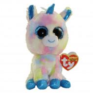 TY Beanie Boos blue unicorn BLITZ 15 cm, TY36877
