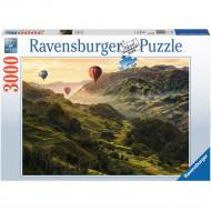 RAVENSBURGER dėlionė Landscape 3000vnt, 17076 17076