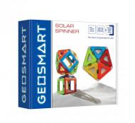 GEOSMART magnetinis konstruktorius su RC Solar Spiner 23 pcs., GEO200