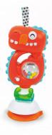 CLEMENTONI Baby interaktyvus barškutis Dino,17330 17330