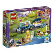41364 LEGO® Friends Stephanie bagis ir priekaba 41364