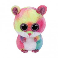 TY Beanie Boos multicolored hamster RODNEY 23 cm, TY36416