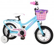 "VOLARE Brilliant dviratis 12"", mėlynos sp., 91243 91243"