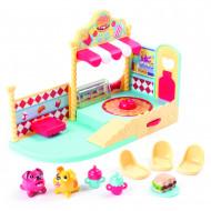 CHUBBY PUPPIES žaidimo rinkinys Yum Yum Restaurant, 6037848 6037851