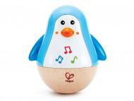 HAPE muzikinė dėžutė-žaislas Pingvinas, E0331A E0331A