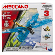 MECCANO konstruktorius 3 Model Set -  Insects, 6033321