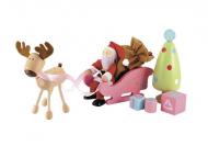 ELC Kalėdinis rinkinys Rosebud Village 139105 139105