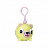 JABBER Ball Emocinis žaisliukas-pakabukas Geltona katytė, SU-15018 SU-15018