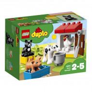 10870 LEGO® DUPLO Town Ūkio gyvūlėliai 10870