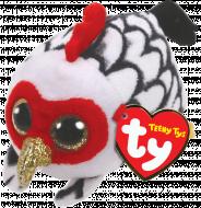 TY Teeny Tys pliušinis gaidelis RORY, TY41261
