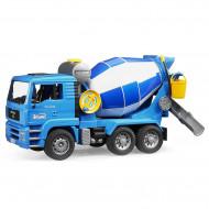 BRUDER betonmaišė auto mėlyna, 02744 02744