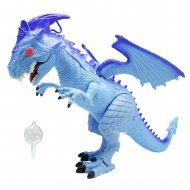 MEGASAUR MIGHTY šalčiu alsuojantis dinozauras Dragon, 80074 80074