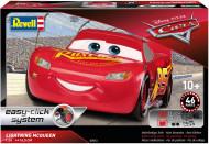 REVELL Rinkinys Cars 3 McQueen su šviesomis, 07813 07813