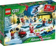 60268 LEGO® City Advento kalendorius 2020 60268