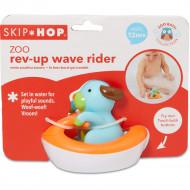 SKIP HOP Vonios žaislas Šuniukas laivelyje, 235353 235353