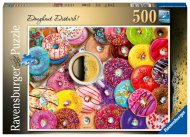 RAVENSBURGER dėlionė Doughnut Disturb, 500d., 16774 16774