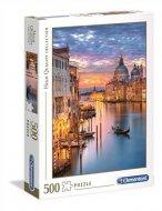 CLEMENTONI dėlionė HQC apšviesta Venecija 500 pcs, 35056