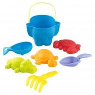 PLAYGO smėlio žaislų rinkinys Animal, 7vnt., 5383 5383