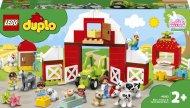 10952 LEGO® DUPLO® Town Tvartas, traktorius ir ūkio gyvūnų priežiūra 10952