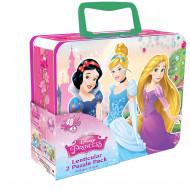 CARDINAL GAMES dėlionė 3D 48d. metalinėje dėž. Disney Princess, 6033105 6033105