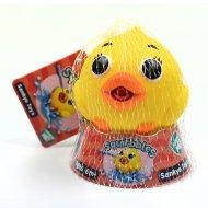 SQUIRBBLES interaktyvus vonios žaisliukas Geltonas ančiukas, 4543168200579 4543168200579