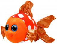 TY Beanie Boos pliušinė oranžinė žuvytė SAMI 23cm, TY37146