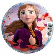 JOHN Frozen 2 vinilinis, blizgantis kamuolys, 130 mm, 54500 54500