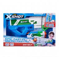 XSHOT žaislinių vandens šautuvų rinkinys Epic Fast-Fill ir Micro Fast-Fill, 56222 56222