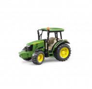BRUDER traktorius John Deere 5115M, 02106 02106