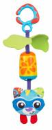 PLAYGRO pakabinamas žaislas Cheeky Chime Rocky Racoon, 0186975 0186975