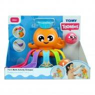 TOMY vonios žaislas 7in1 Octopus, E73104 E73104