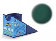 Revell dažai akriliniai aqua color žali matiniai 36148