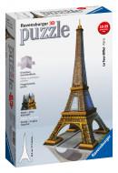 RAVENSBURGER 3D dėlionė Eifelio bokštas 216d., 12556 12556