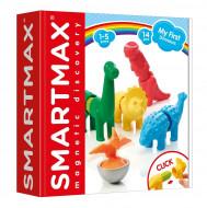SMART MAX Magnetinis konstruktorius Dinozaurų atradimas, SMX223