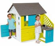 SMOBY žaidimų namelis su virtuve, 7600810711 7600810711