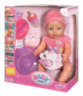 BABY BORN interaktyvi lėlė, 818695/819197/822005/824368